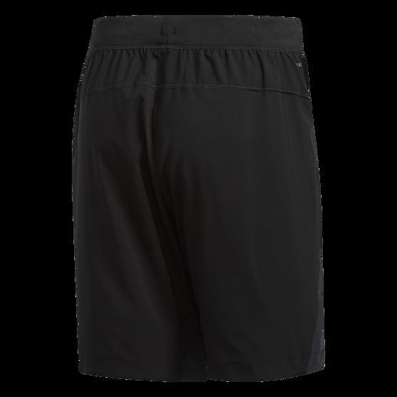 adidas mens 4KRFT Daily Press 10-Inch Shorts Black M, Black, rebel_hi-res