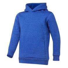 Tahwalhi Boys Wolverine Full Zip Hoodie Blue 4, Blue, rebel_hi-res