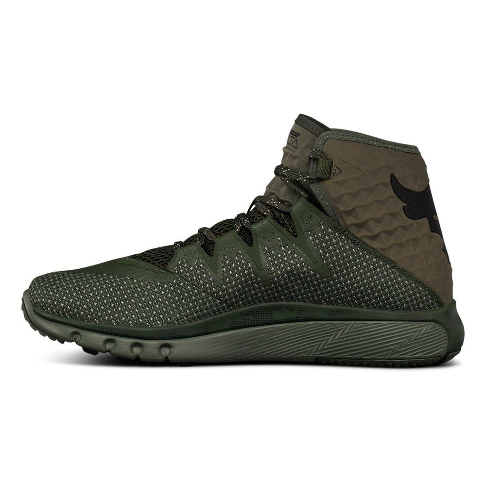 Under Armour Project Rock Delta DNA Mens Training Shoes Khaki   Black US 7 4856e69696