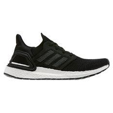 adidas Ultraboost 20 Womens Running Shoes Black / Navy US 6.5, Black / Navy, rebel_hi-res