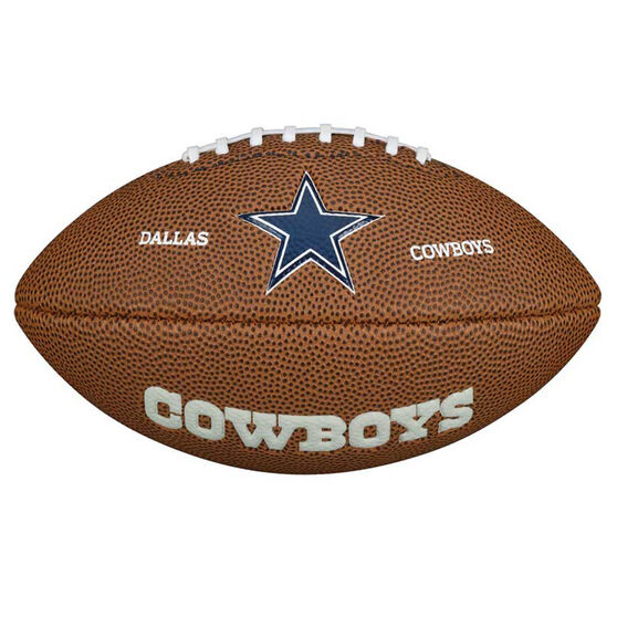 Wilson NFL Mini Dallas Cowboys Supporter Ball, , rebel_hi-res
