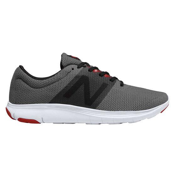 New Balance Koze Mens Running Shoes, Black / White, rebel_hi-res