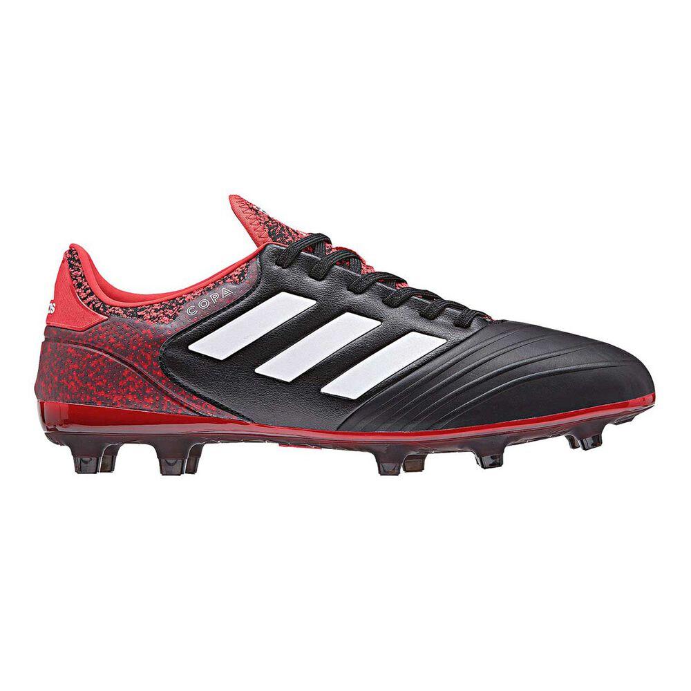 quality design d4d3e 344b5 adidas Copa 18.2 FG Mens Football Boots Black  White US 12.5 Adult, Black