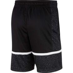 Nike Mens Jordan Jumpman Graphic Basketball Shorts Black XS, Black, rebel_hi-res