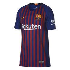 c3bf9f75c7e FC Barcelona 2018   19 Kids Home Jersey