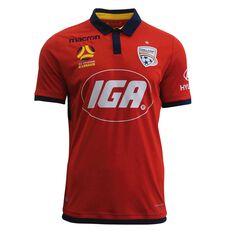 Adelaide United 2018 Mens Home Jersey, , rebel_hi-res