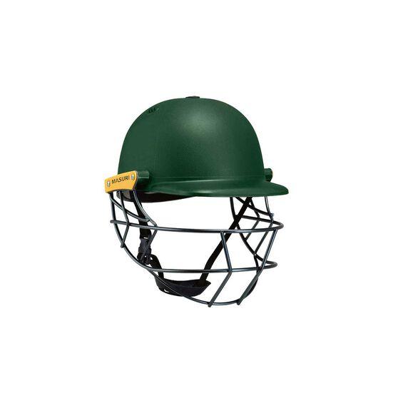 Masuri Legacy Cricket Helmet, Green, rebel_hi-res