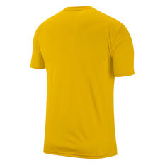 Nike Mens Dri-FIT Legend Training Tee Yellow S, Yellow, rebel_hi-res