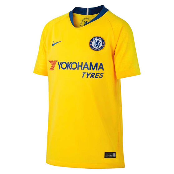 Chelsea FC 2018 / 19 Kids Away Jersey, , rebel_hi-res
