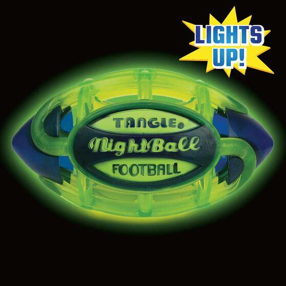 Britz & Pieces NightBall Football, , rebel_hi-res
