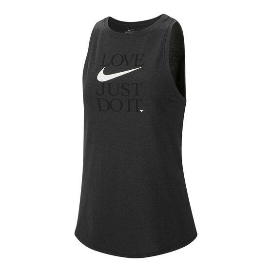 Nike Womens Dri-FIT Yoga Tank, , rebel_hi-res