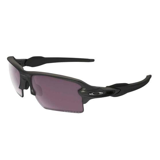 Oakley Flak 2.0 XL Prizm Daily Polarised Sunglasses Steel / Prizm Daily, , rebel_hi-res