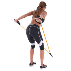 PTP PowerTube+ Heavy Resistance Band Orange Heavy, , rebel_hi-res