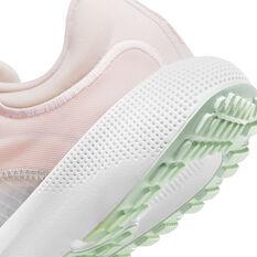 Nike React Escape Run Womens Running Shoes, Pink/Green, rebel_hi-res