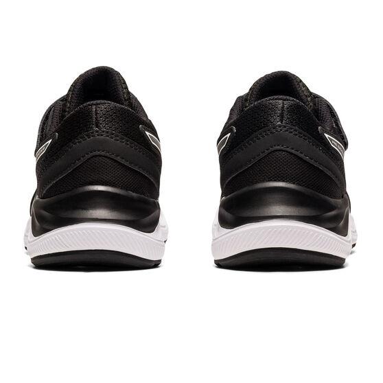 Asics Pre Excite 8 Kids Running Shoes, Black/White, rebel_hi-res