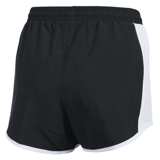 Under Armour Womens Fly By Shorts Black XXL, Black, rebel_hi-res