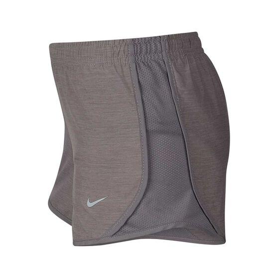 Nike Girls Dri-FIT Tempo Shorts, Smoke, rebel_hi-res