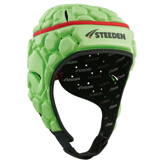 Steeden Falcon 200 Headgear Lime Junior, Lime, rebel_hi-res