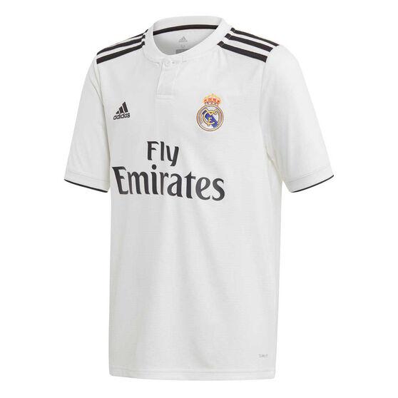 Real Madrid FC 2018 / 19 Kids Home Jersey, , rebel_hi-res