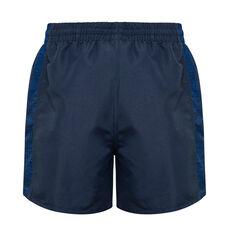 NSW Blues State of Origin 2020 Kids Tactic Shorts, Navy, rebel_hi-res