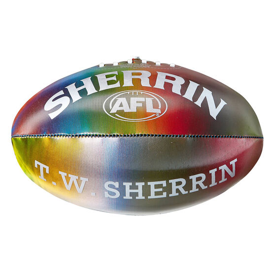 Sherrin 3D Digital AFL Ball, , rebel_hi-res