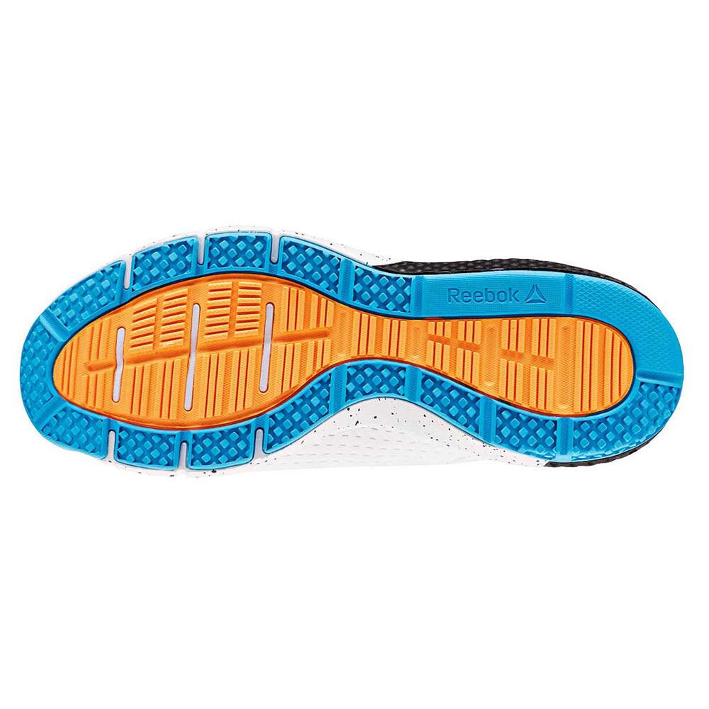 Reebok Fire Mens Training Shoes White   Black US 9.5  553f1bf2248