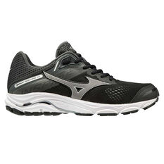 reputable site f45ae cf3f8 Mizuno Wave Inspire 15 D Womens Running Shoes Black US 6.5, Black, rebelhi-