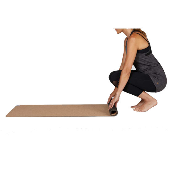 Gaiam Earthsaver Yoga Mat 3mm, , rebel_hi-res