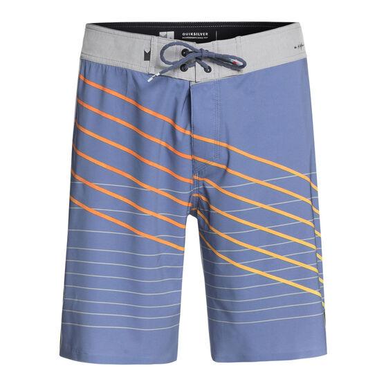 a050c6ae42 Quiksilver Mens Highline Shibori Slash 19in Boardshorts