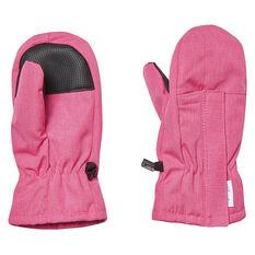 Tahwalhi Toddler Cub Mitts Pink L, , rebel_hi-res