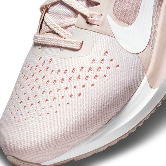 Nike Air Zoom Vomero 15 Womens Running Shoes, Pink/White, rebel_hi-res