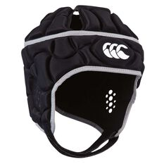 Canterbury Club Plus Junior Headgear Black S Boys, Black, rebel_hi-res