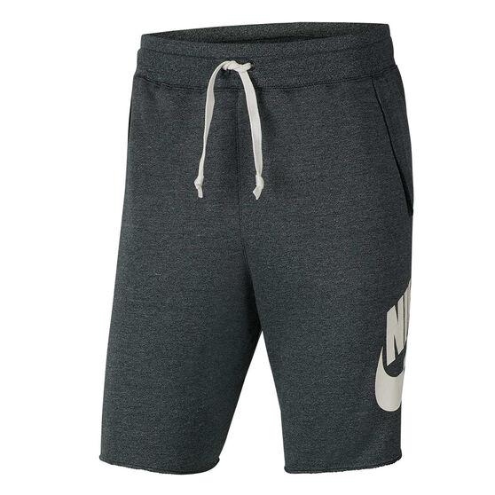 Nike Sportswear Mens Shorts, Grey, rebel_hi-res