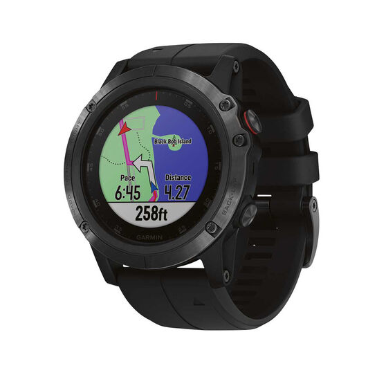 Garmin Fenix 5X Plus Watch, , rebel_hi-res