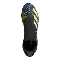 adidas Predator Freak .3 Laceless Football Boots, Black, rebel_hi-res