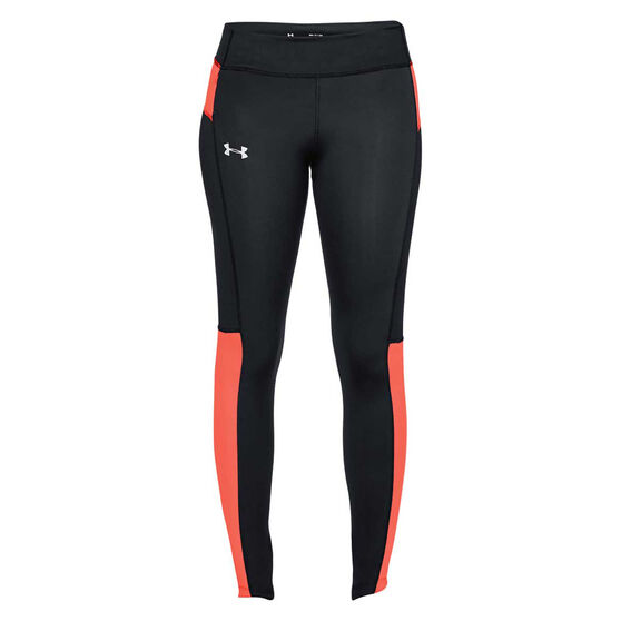 735931da9d6512 Under Armour Womens Outrun The Storm Tights, , rebel_hi-res