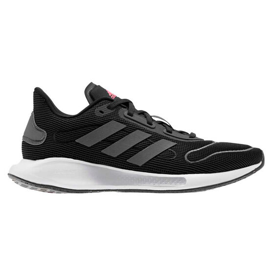 adidas Galaxar Run Womens Running Shoes, Black/Grey, rebel_hi-res