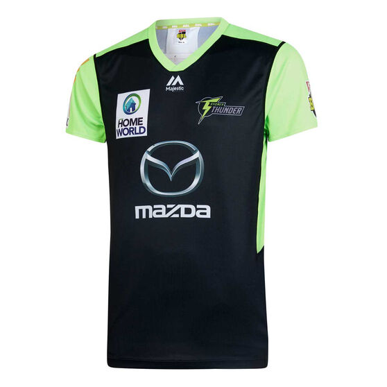 Sydney Thunder 2019/20 Mens Neon Nights BBL Jersey, , rebel_hi-res