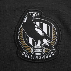 Collingwood Magpies 2020 Mens Performance Polo Shirt, , rebel_hi-res