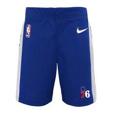 Nike Philadelphia 76ers Ben Simmons 2019/20 Infant Jersey Set, Blue, rebel_hi-res