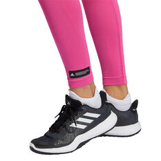 adidas Womens Formotion Sculpt Tights, Pink, rebel_hi-res