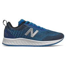 New Balance Fresh Foam Arishi Kids Casual Shoes Blue/Black US 3, Blue/Black, rebel_hi-res