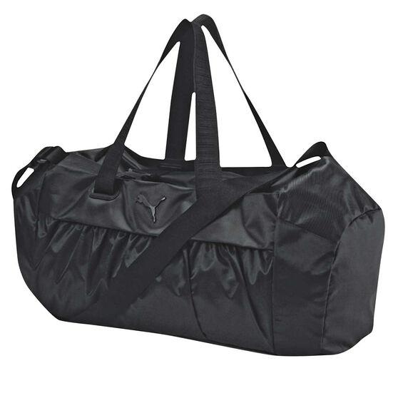 Puma Active Training Sports Duffel Bag Black, , rebel_hi-res