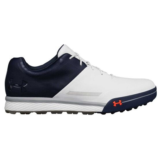 low cost af269 418ac Under Armour Tempo Hybrid 2 Mens Golf Shoes White US 8, White, rebel_hi-