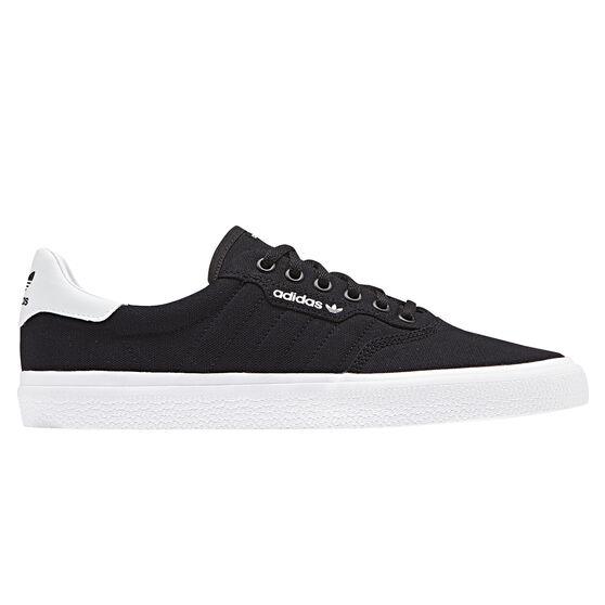 adidas 3MC Casual Shoes Black/White US 11, , rebel_hi-res