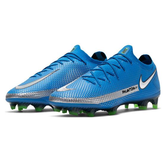Nike Phantom GT Elite Football Boots, Blue, rebel_hi-res