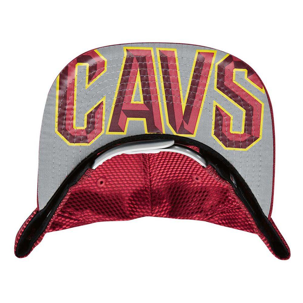21632b83bbb New Era Cleveland Cavaliers 9FIFTY On Court Snapback Cap OSFA ...