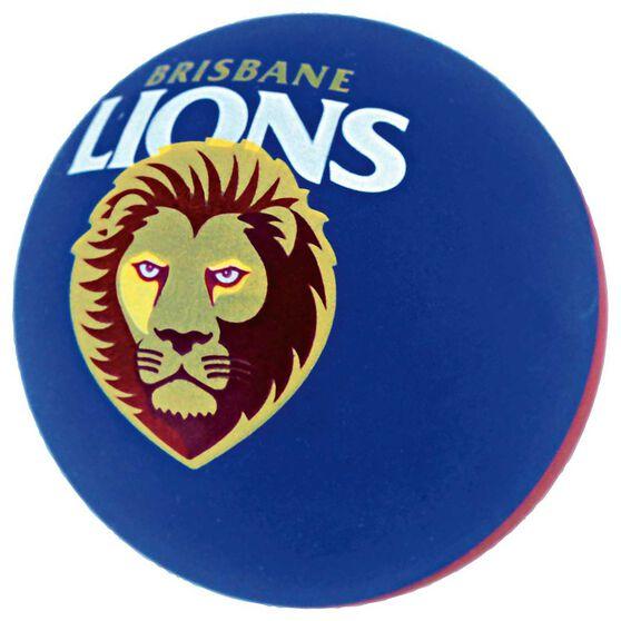 Brisbane Lions High Bounce Ball, , rebel_hi-res