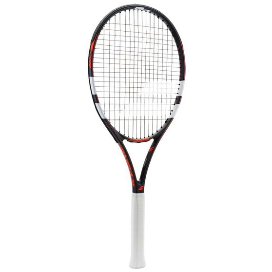 Babolat Evoke 105 Tennis Racquet Black / Red 4 3/8in, , rebel_hi-res