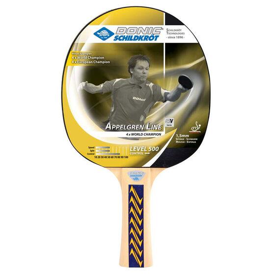 Donic Schildkrot Appelgren 500 Table Tennis Bat, , rebel_hi-res